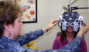 Vision Therapy Charlotte NC
