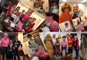 Kay Yow Halloween Fundraiser at All Ages Vision Care